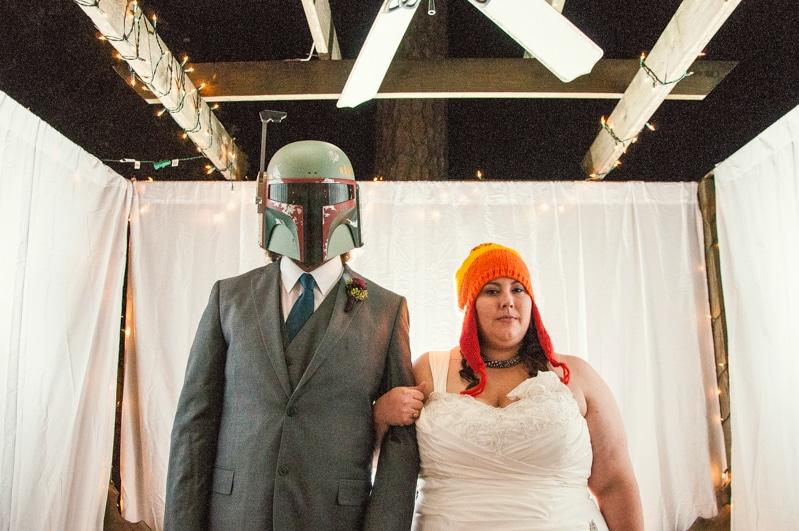 A Duluth, GA Offbeat Backyard Wedding