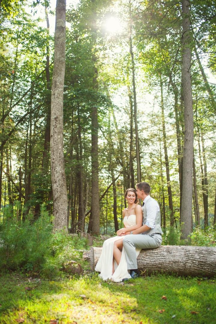 Mountainside Wedding in West Virginia // Matt & Jordan