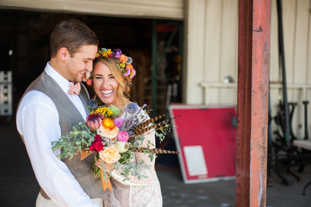 Charleston Wedding Expo // Revolution Wedding Tours