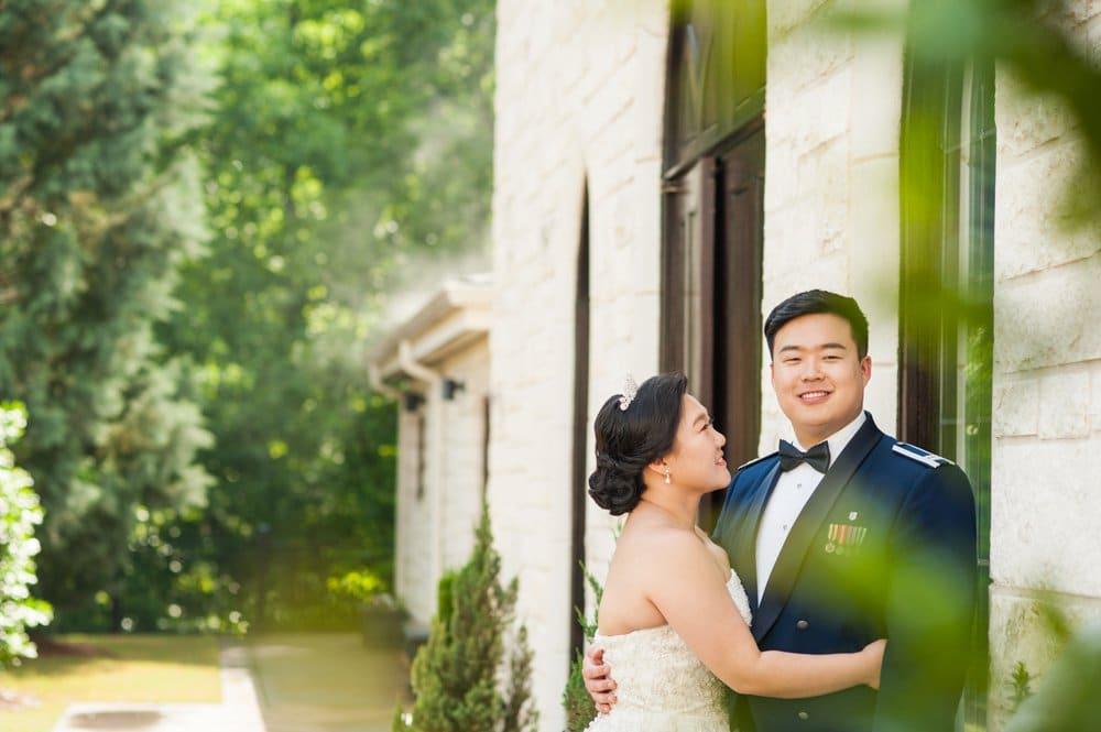 Light & Airy Wedding in Atlanta // Tiffany & Song