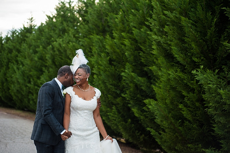 wedding photographer You are Raven discusses getting ready options for couples